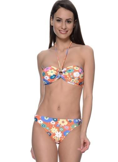 Motel Rocks Bikini Üst Renkli
